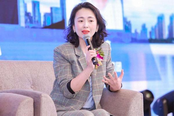 李肖婷在论坛发言分享